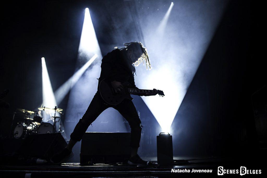 Mass Hysteria au Brussel Summer Festival 2017