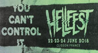 Hellfest you can't control it!